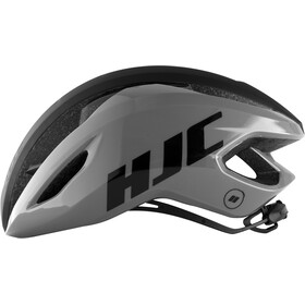 HJC Valeco Road Fietshelm, matt gloss grey black